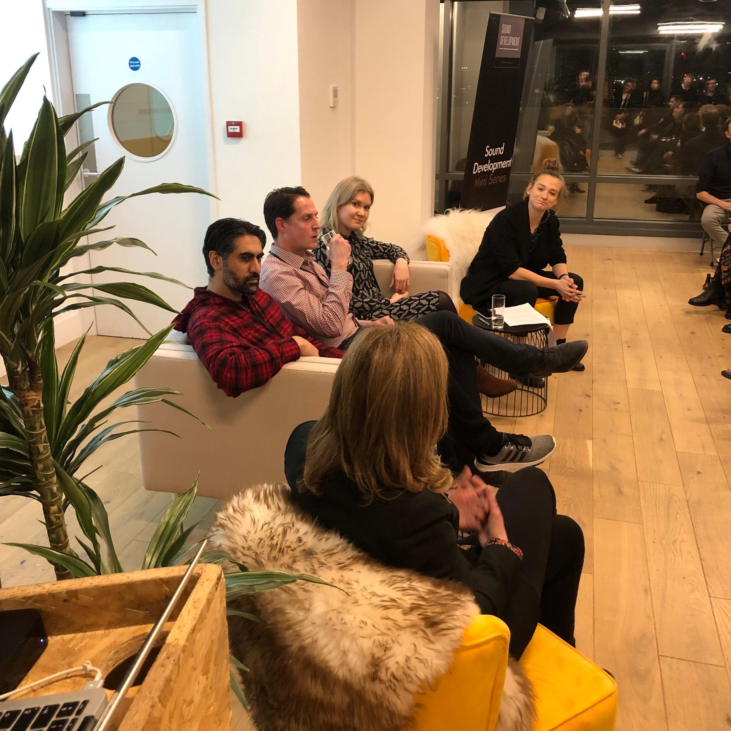 Sound Development, London 2018