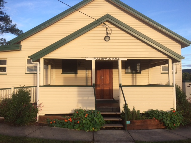 pullenvale hall front photo