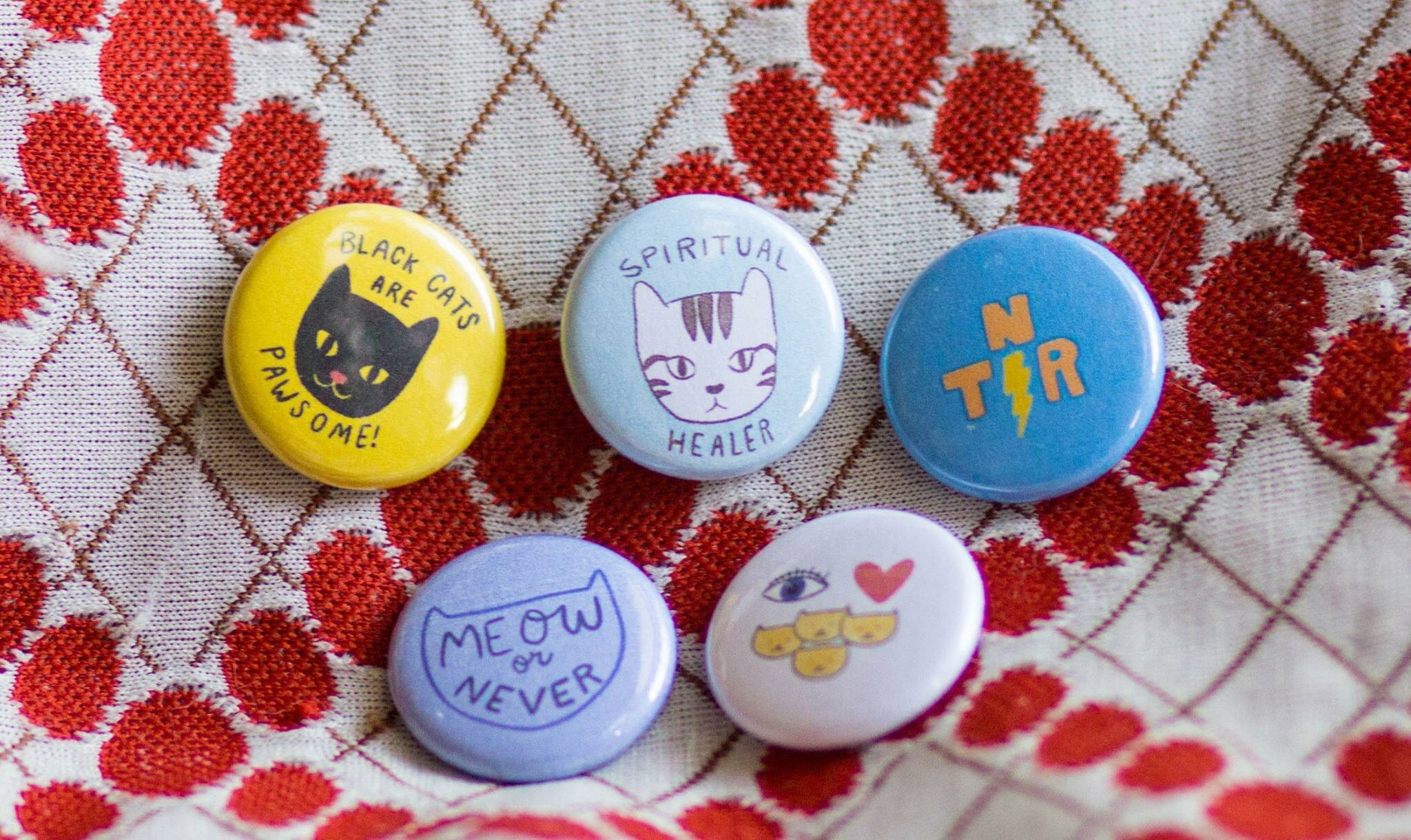 The Super Cat Lady Collection