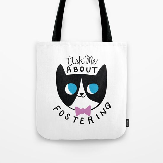 Purrfect for toting kitten fosters around the house.