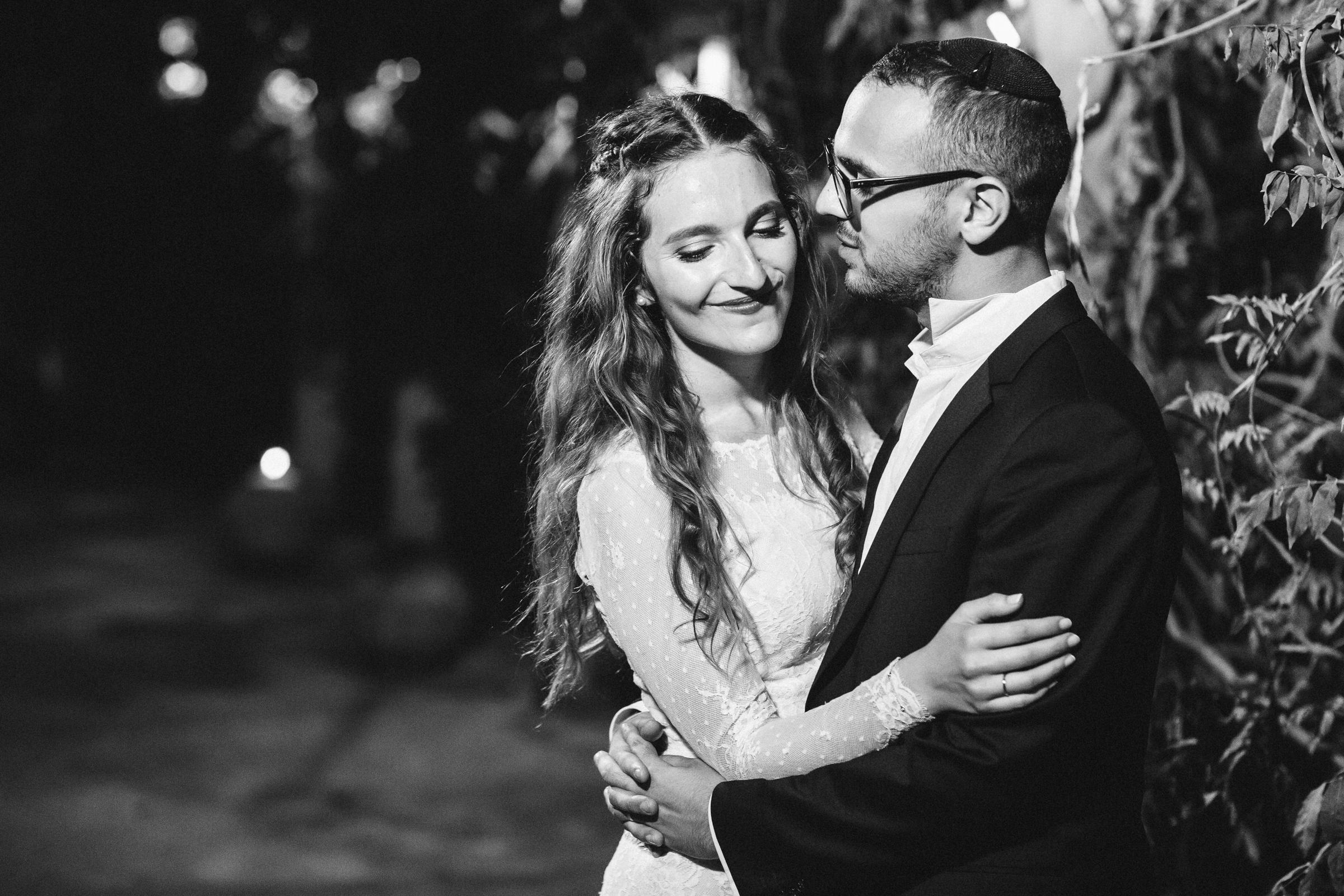 החתונה של נטע ואבי