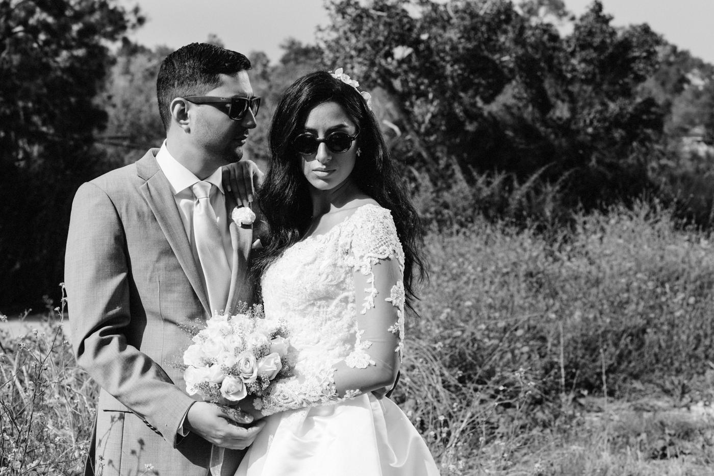 החתונה של דיאנה וברק