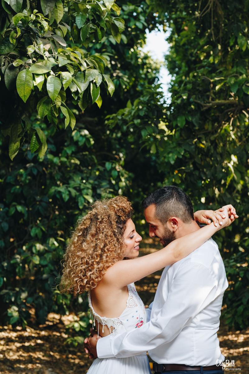 אסתי ואביתר | צילום טראש דה דרס 13