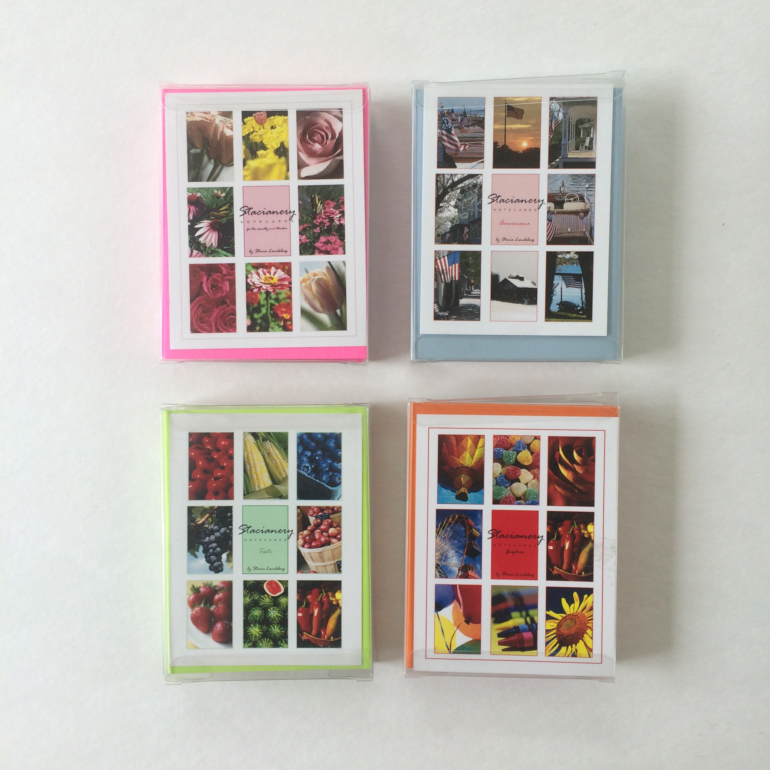Assorted Boxed Notecards