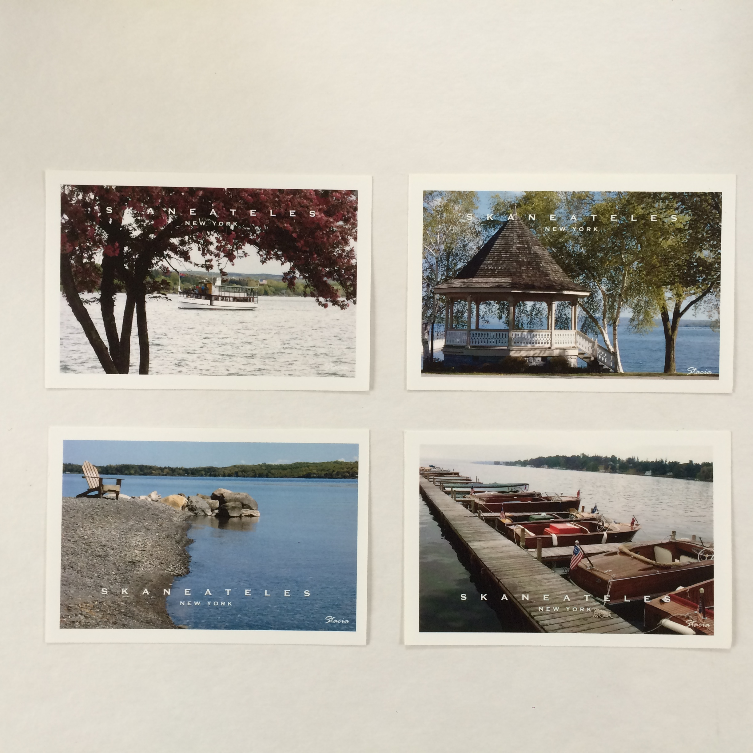 Skaneateles Postcards