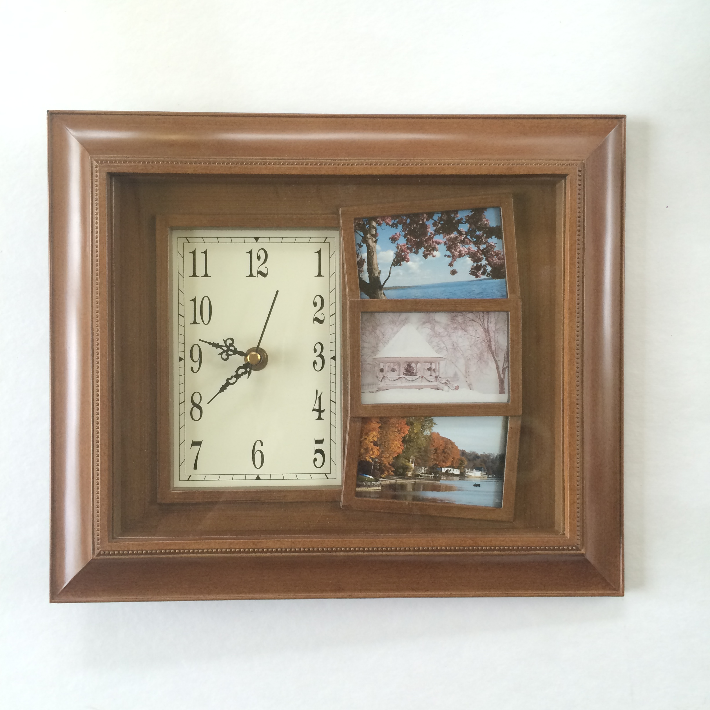 Skan Photo Clock