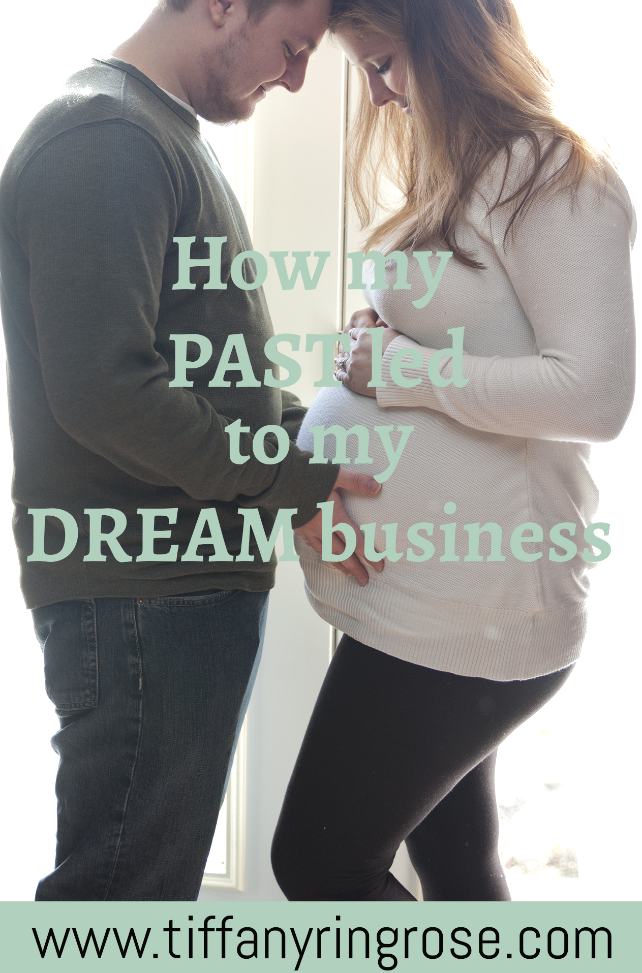 How my past lead to my dream business
