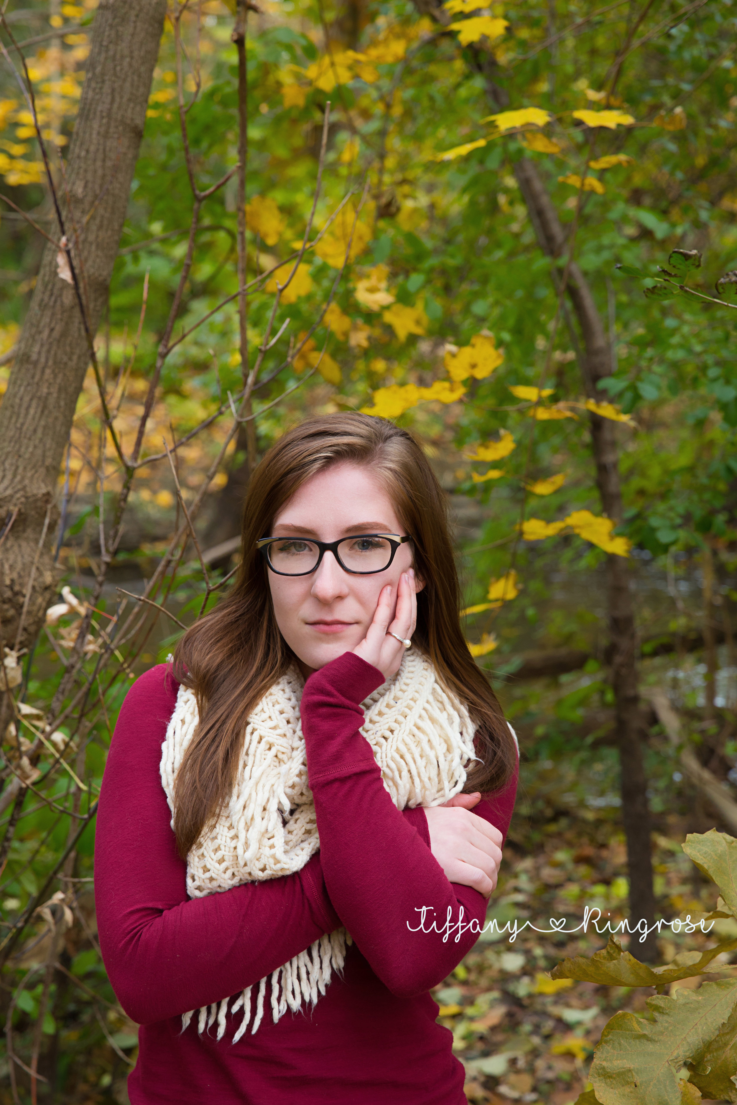 Michigan High School Senior Photographer
