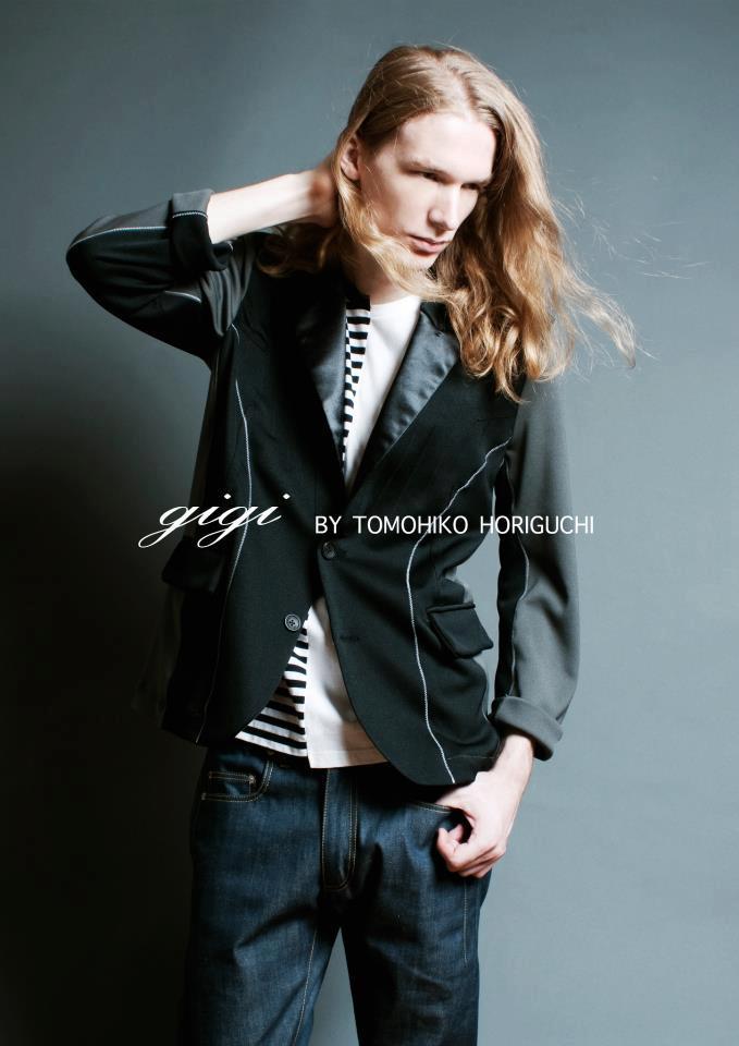 gigi  by Tomohiko Horiguchi