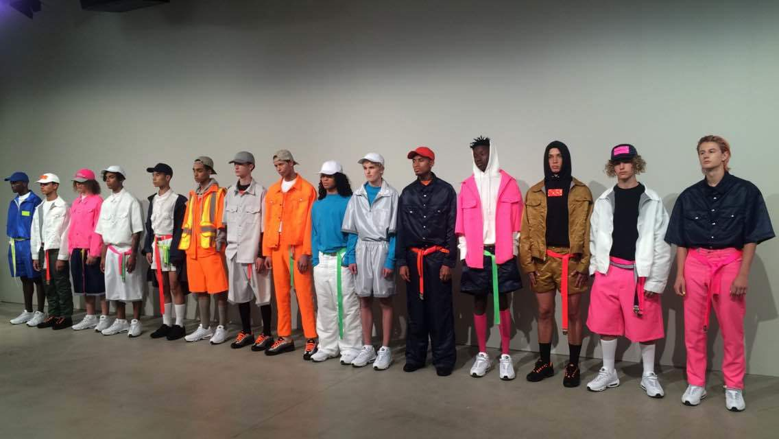 LANDLORD  2017 S/S - NYFW Men's