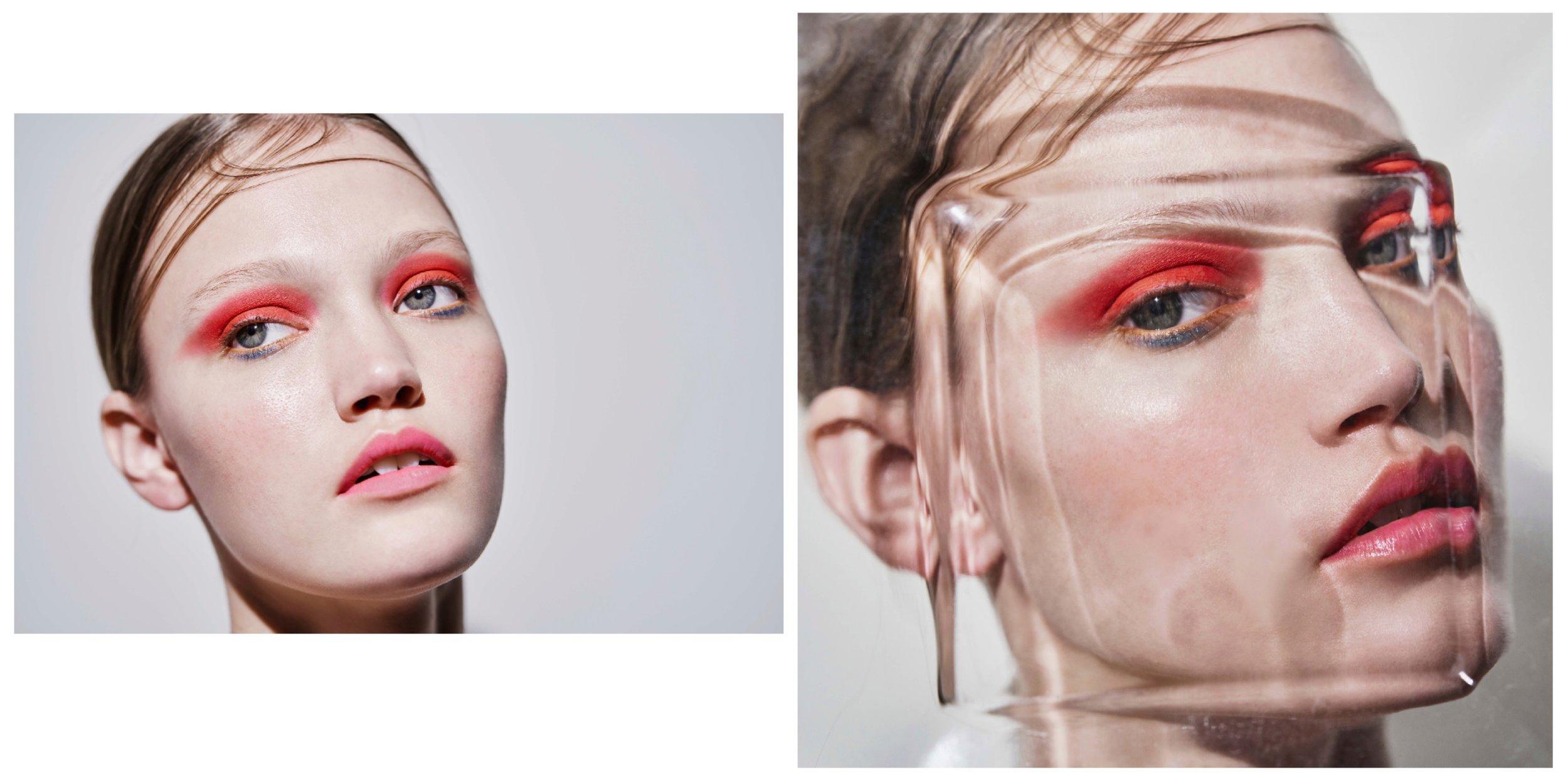 Make up - by Aya Komatsu