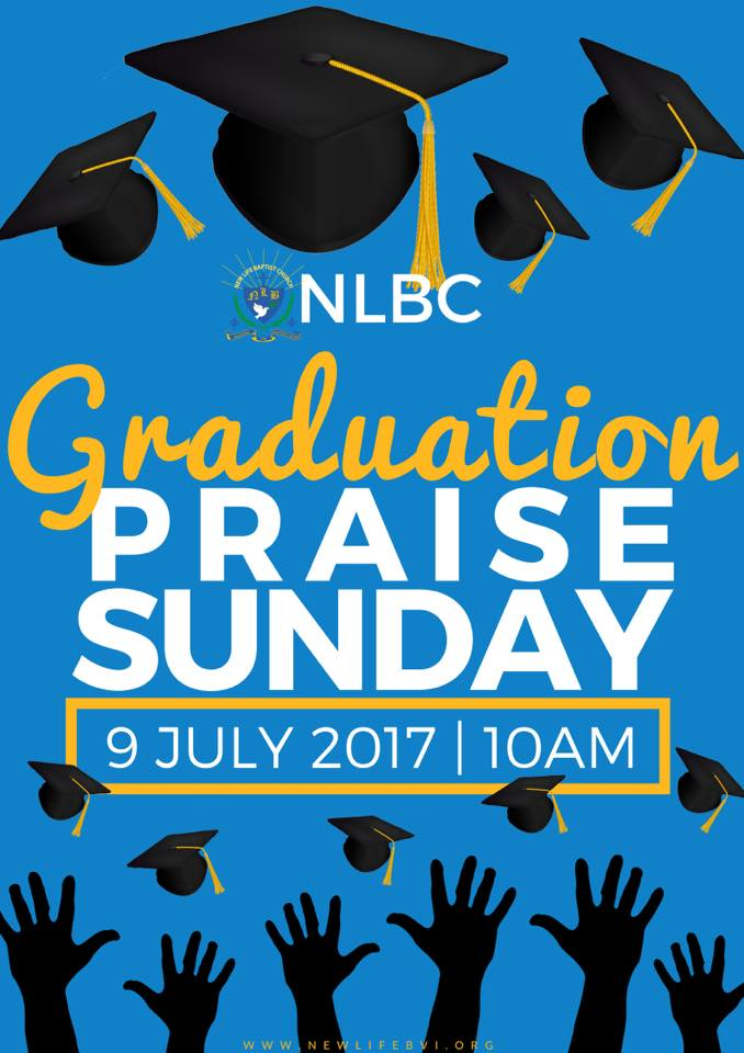 - A Sunday dedicated to our graduates. Join us as we celebrate their victory over long study nights, terrifing exams and peerpressure. They have endured to the end.  All graduates are asked to come in their graduation cap and gown as we celebrate your accomplishment