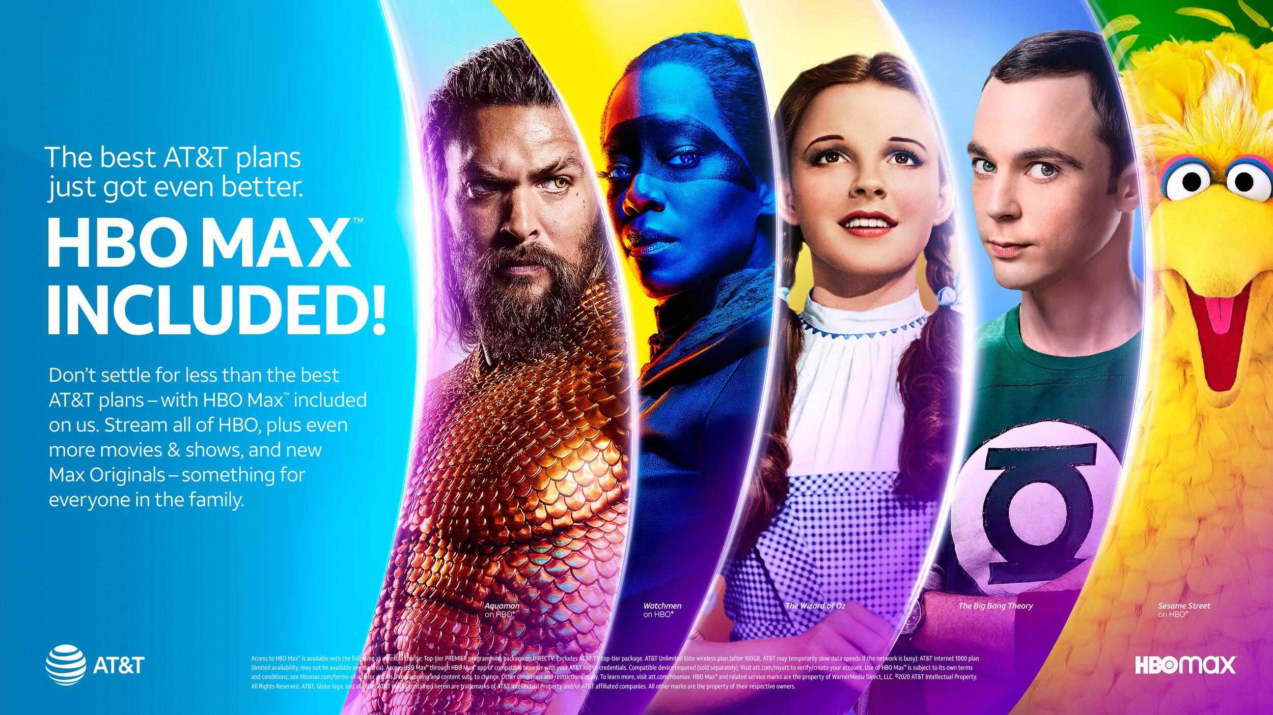AT&T + HBO Max — Joe Barbieri