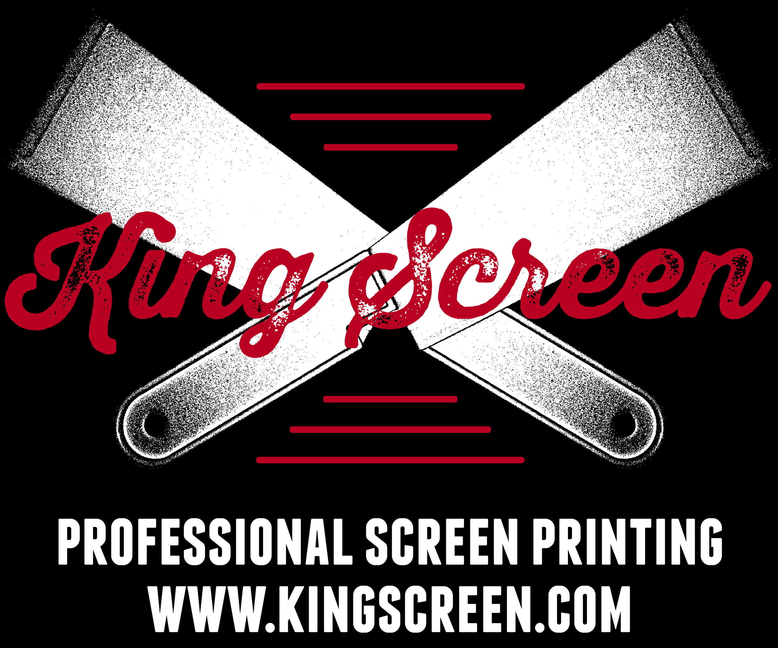 King Screen Professional Screen Printing