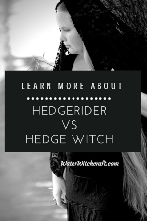 Hedgerider vs Hedge Witch