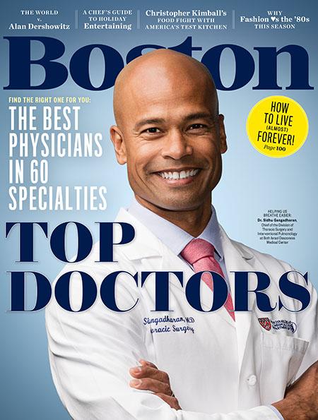 Boston Magazine Top Doctors Plastic Surgeon