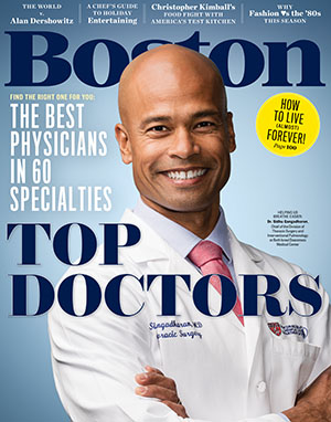 Dr. stephen sullivan and dr. helena taylor named boston top plastic surgeons