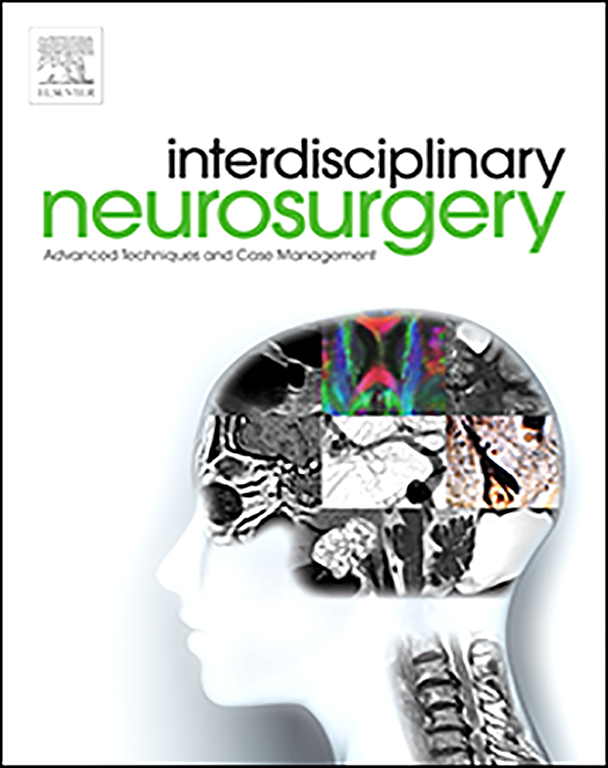 Iyengar RJ, Klinge PM, Chen W,  Sullivan SR ,  Taylor HO . Management of craniosynostosis at an advance age: Clinical findings and interdisciplinary treatment in a 17 year-old with pan-suture synostosis. Interdisciplinary Neurosurgery: Advanced Techniques and Case Management. 2015;2:61-64.