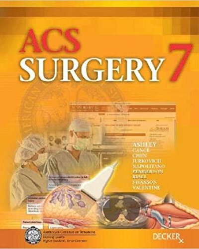 Prucz RB,  Sullivan SR , Klein MB. Acute wound healing. In: Ashley S, Cance W, Chen H, Jurkovich G et al., eds.  ACS Surgery: Principles and Practice . 7th Edition. Section 1, Chapter 11:1-31. 2011. Decker Publishing, Hamilton, Ontario, Canada