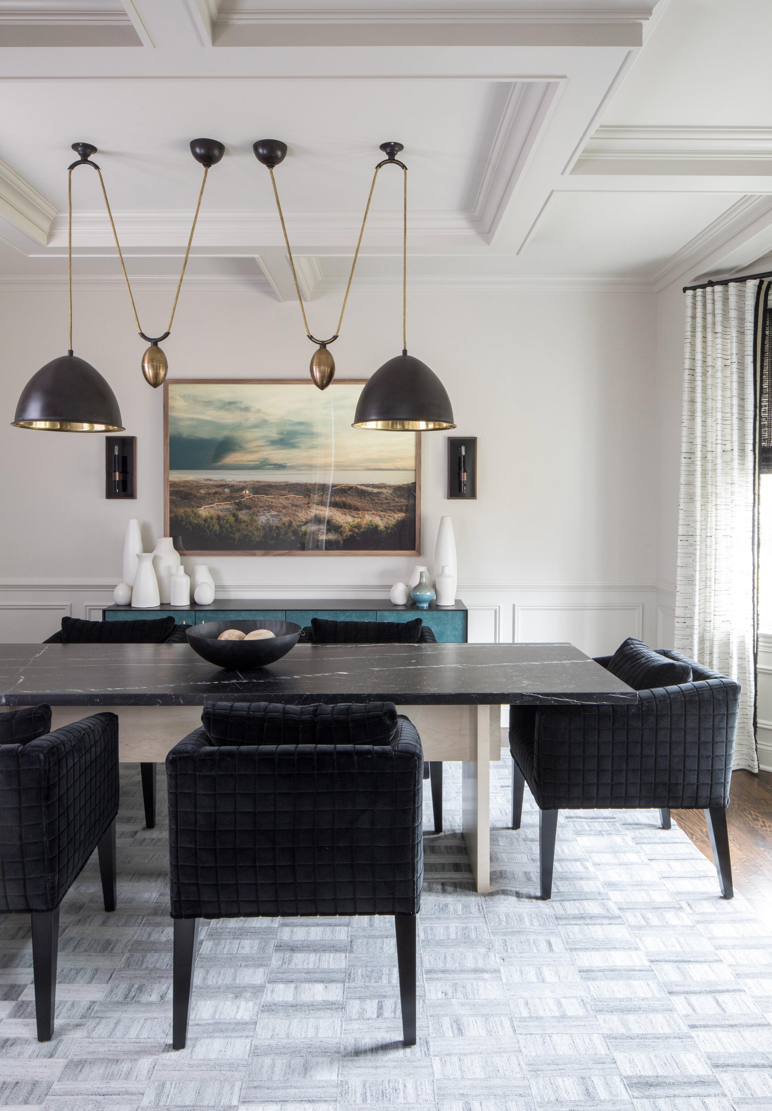 Interior Design Portfolio Modern Stonehenge Ellie Mroz Design