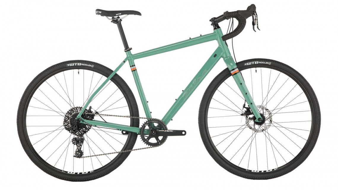 Salsa Journeyman Apex 1x - Gravel/Road/Adventure $1499