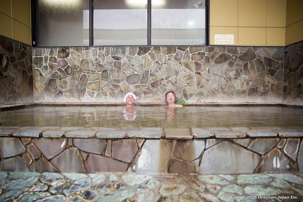 塩化物泉 — 知られざる地元の名泉