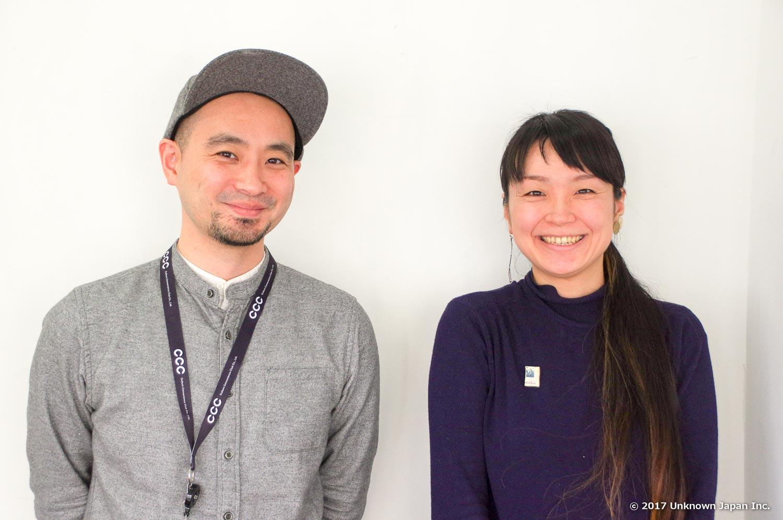 """今回のプロジェクトを担当していただいている「GreenFunding」の沼田さん、田村さんにメッセージをいただきました。  アンノウンジャパンの皆さんの温泉への深い探究心と熱心さ、そして何より行動力に刺激され、""""温泉って確かに面白い、、!""""という気持ちが日に日に高まっております。プロジェクトが成功するよう私たちも全力でサポートします!"""