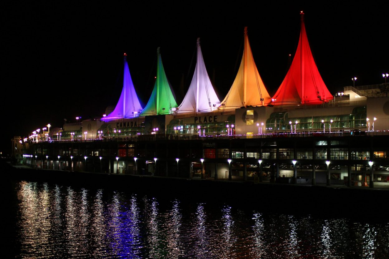 Sails of Light, Vancouver, BC – Oct 21