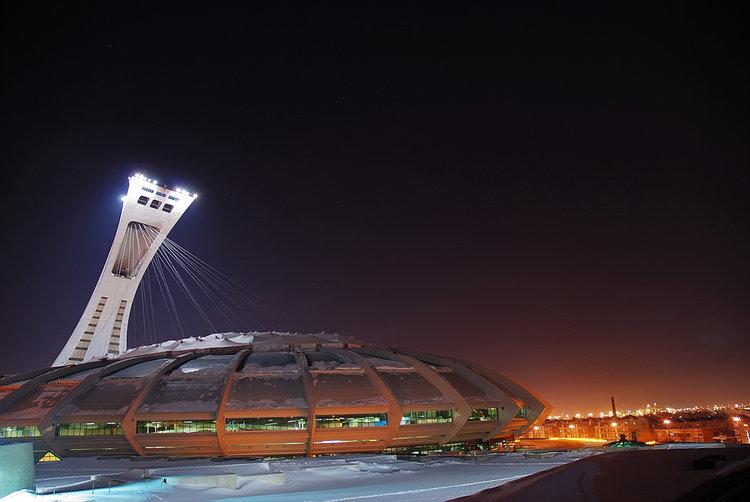Olympic Stadium Montreal - Oct 14