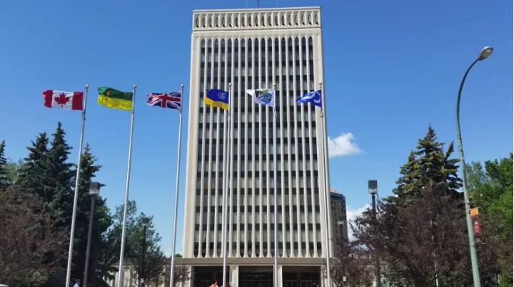 City of Regina, City Hall – Oct 21