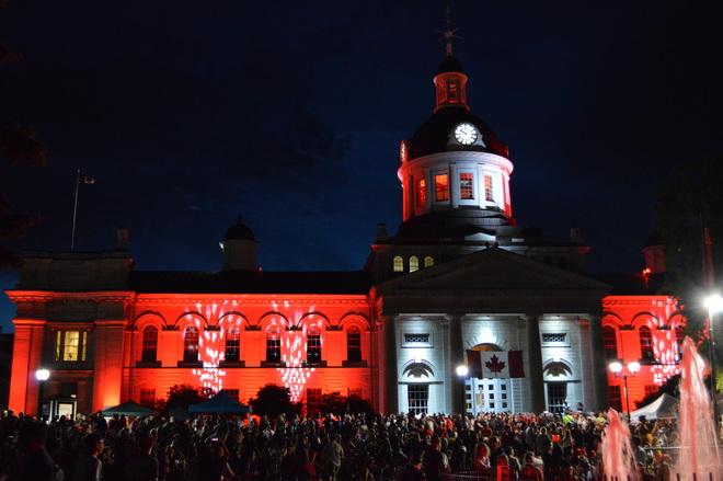 City of Kingston, City Hall – Oct 22