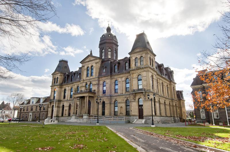 New Brunswick Legislative Building – Oct 24