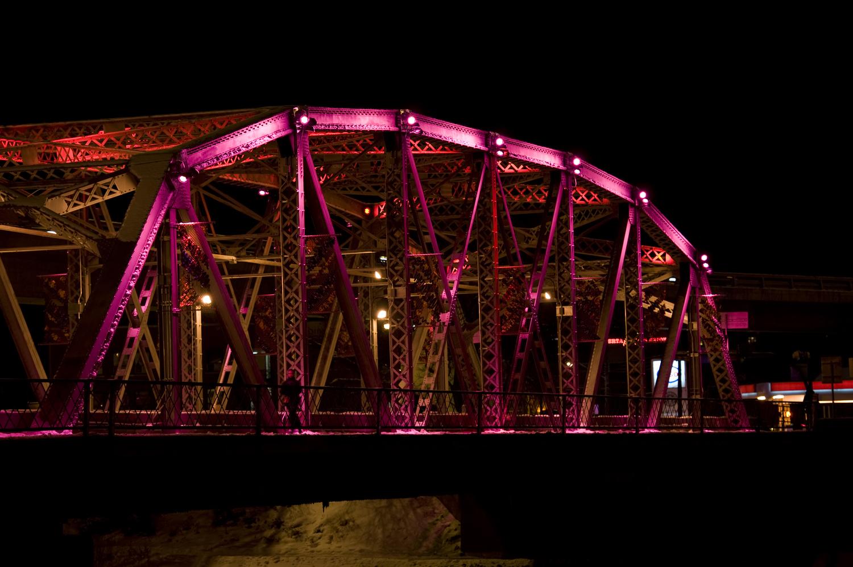 Reconciliation Bridge, Calgary, AB, Oct 24