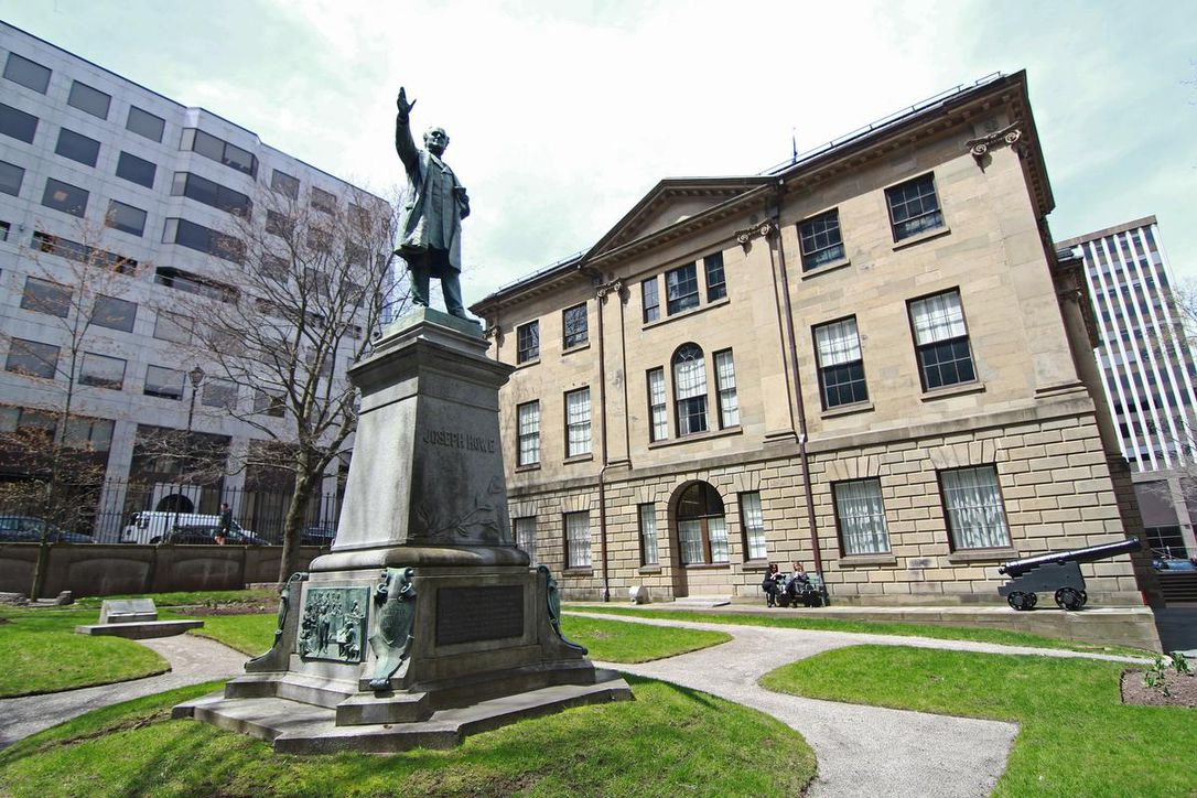Province House, Halifax - Oct 20