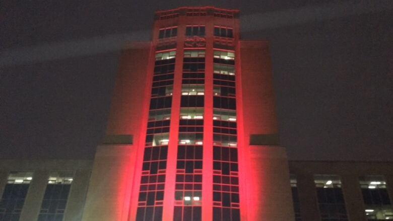 Confederation Building, St. John's -  Oct 22