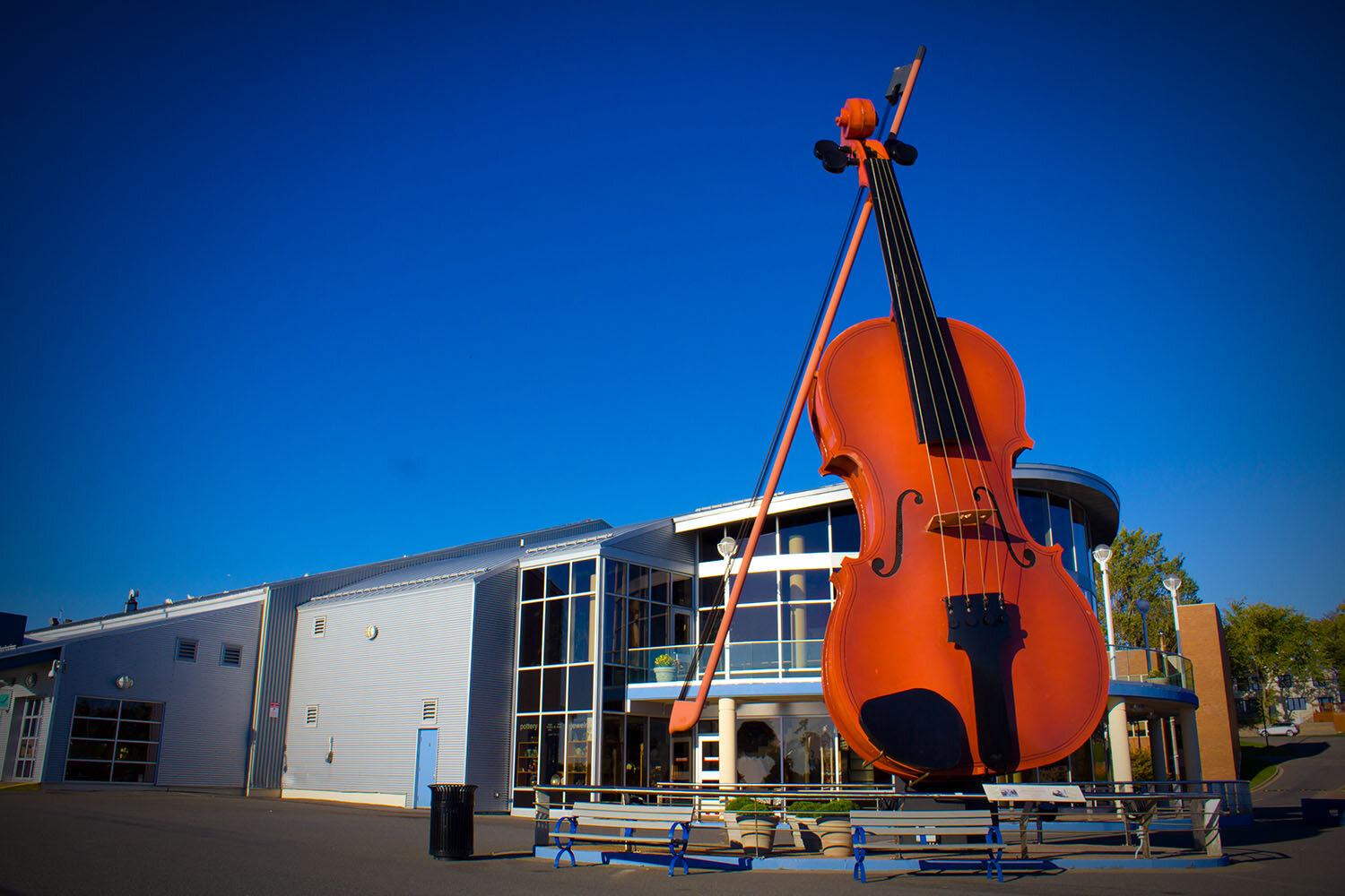 Copy of The Big Fiddle, Sydney, NS - Oct 16