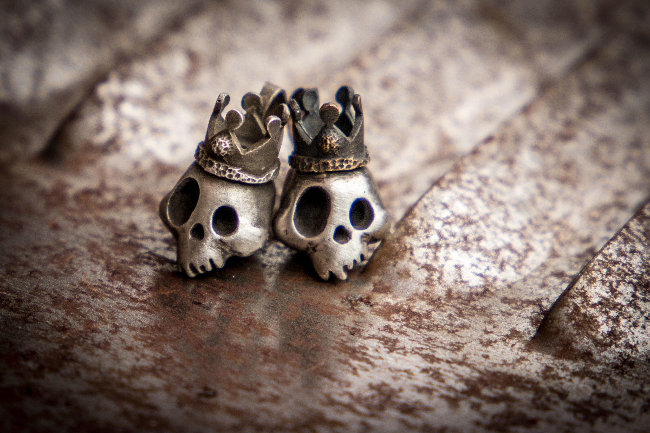 Die kleinen Könige (Ohrstecker)