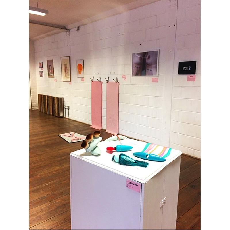 Femfest (2017); Sweet'art, London, UK