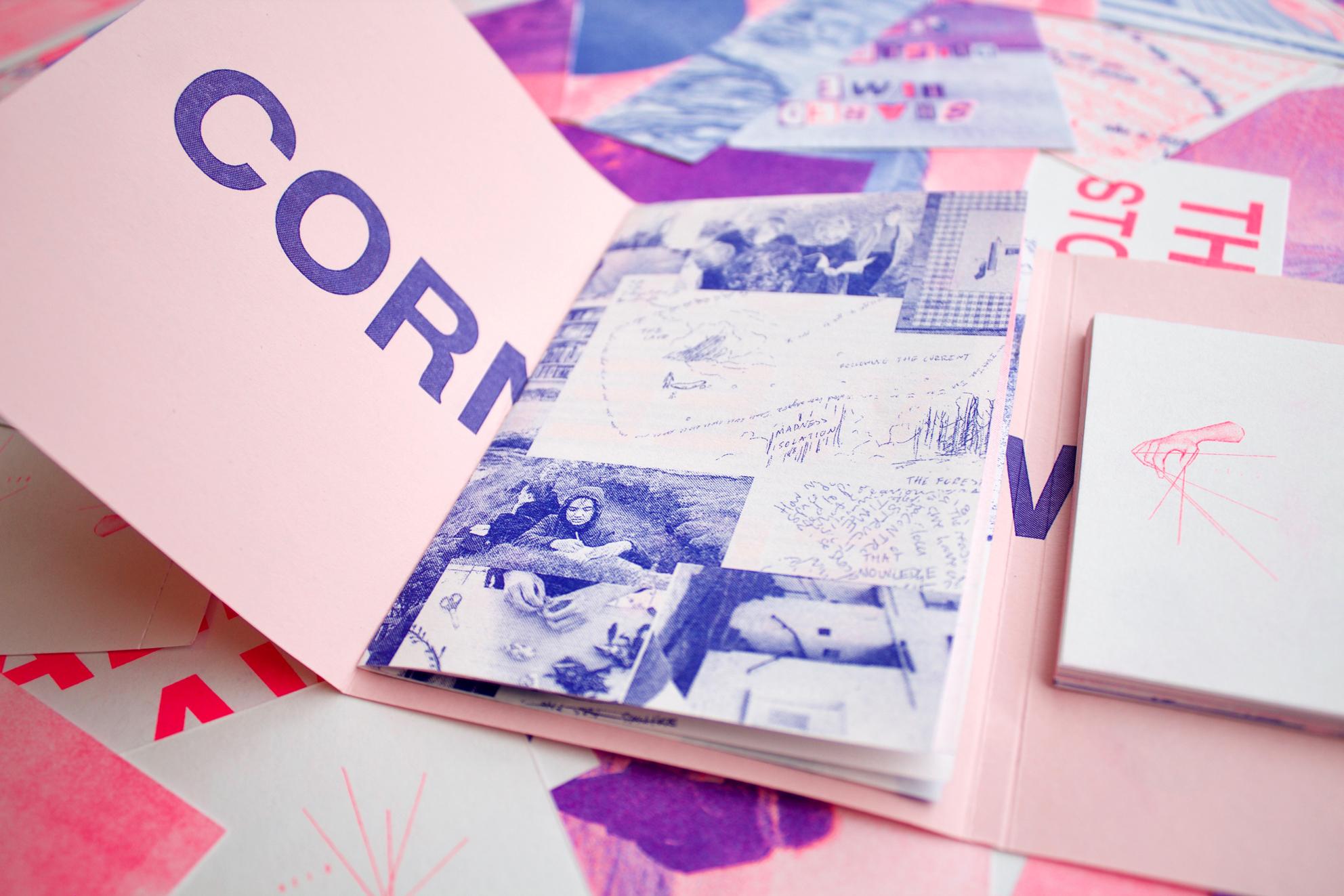 The Cornish Weekender - Editorial Design - Risograph Printing.jpg