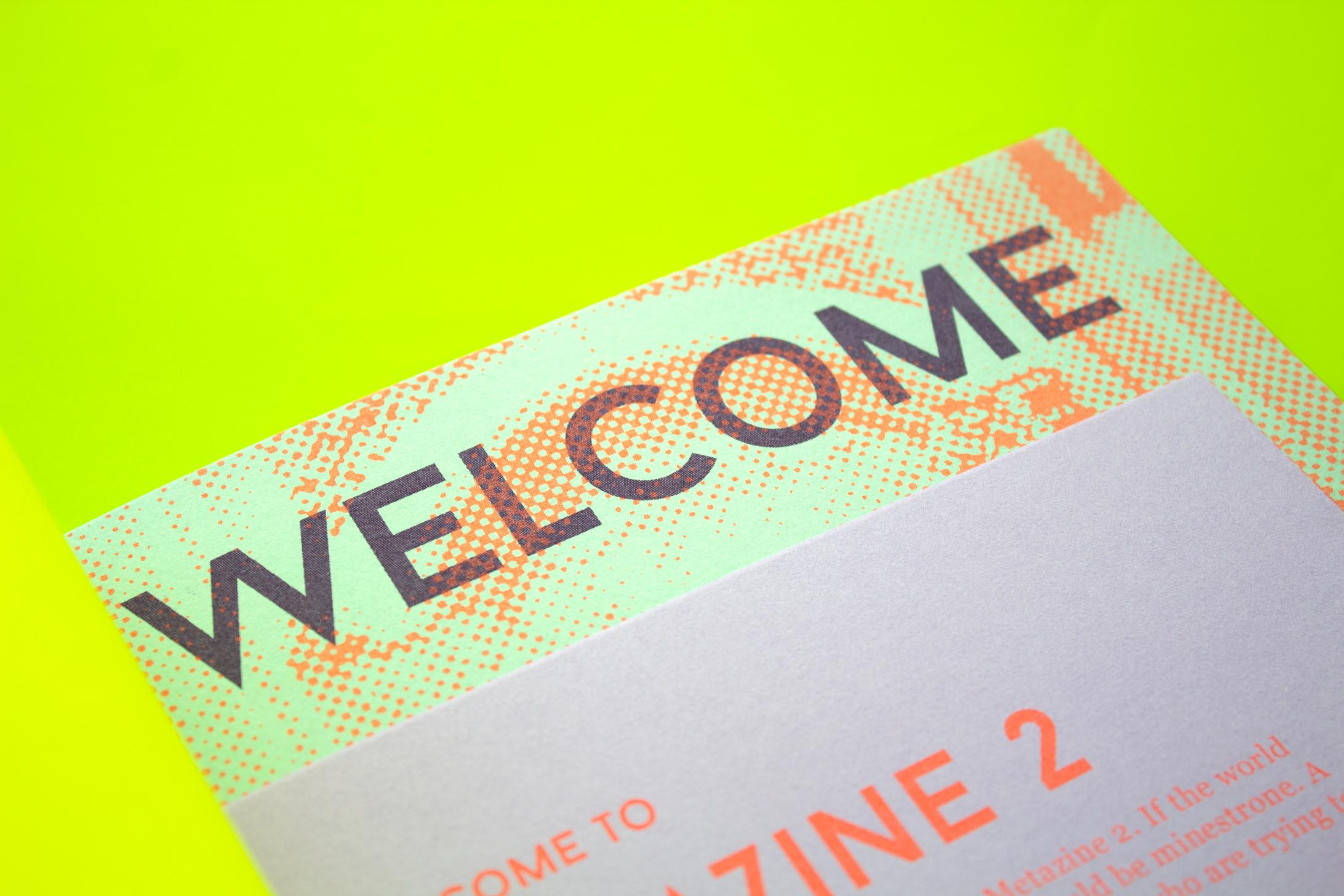 Metazine Issue 2 - Dizzy Ink - Book Design - Risograph.jpg
