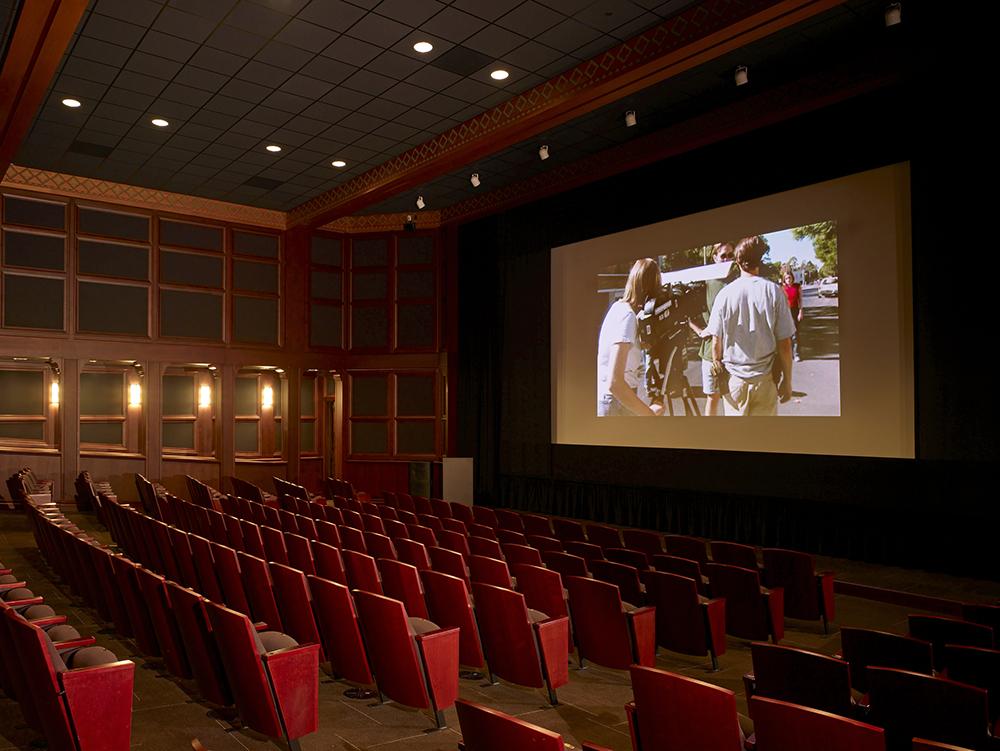 USC Cinematic Arts Building