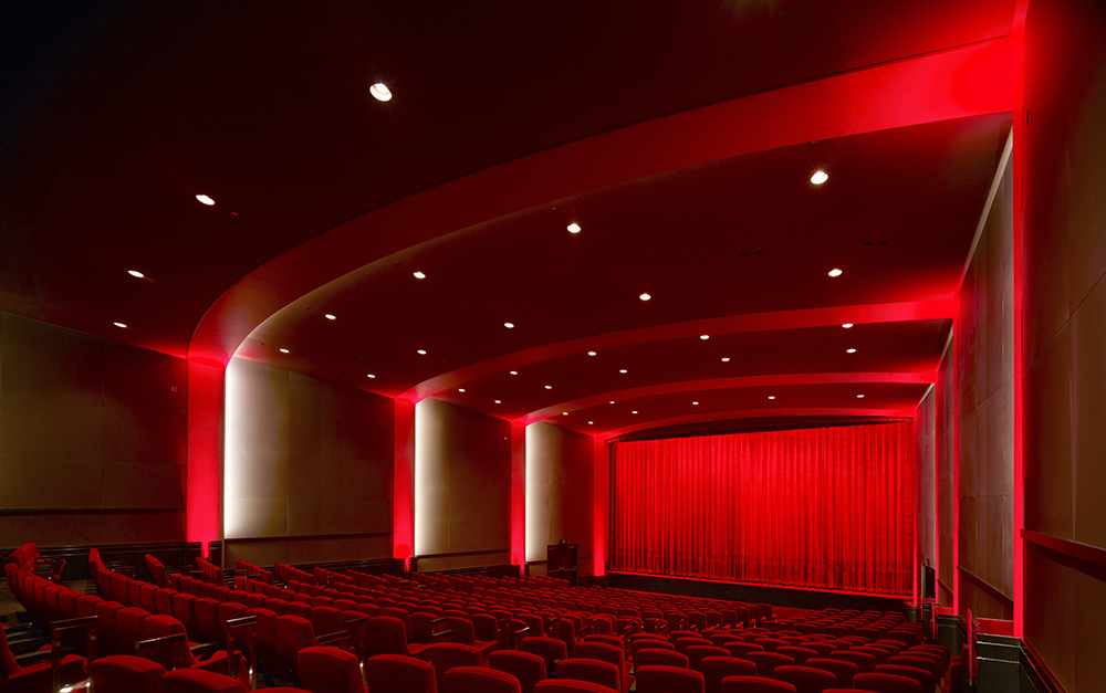 Renovation of Deco-Styled Theater
