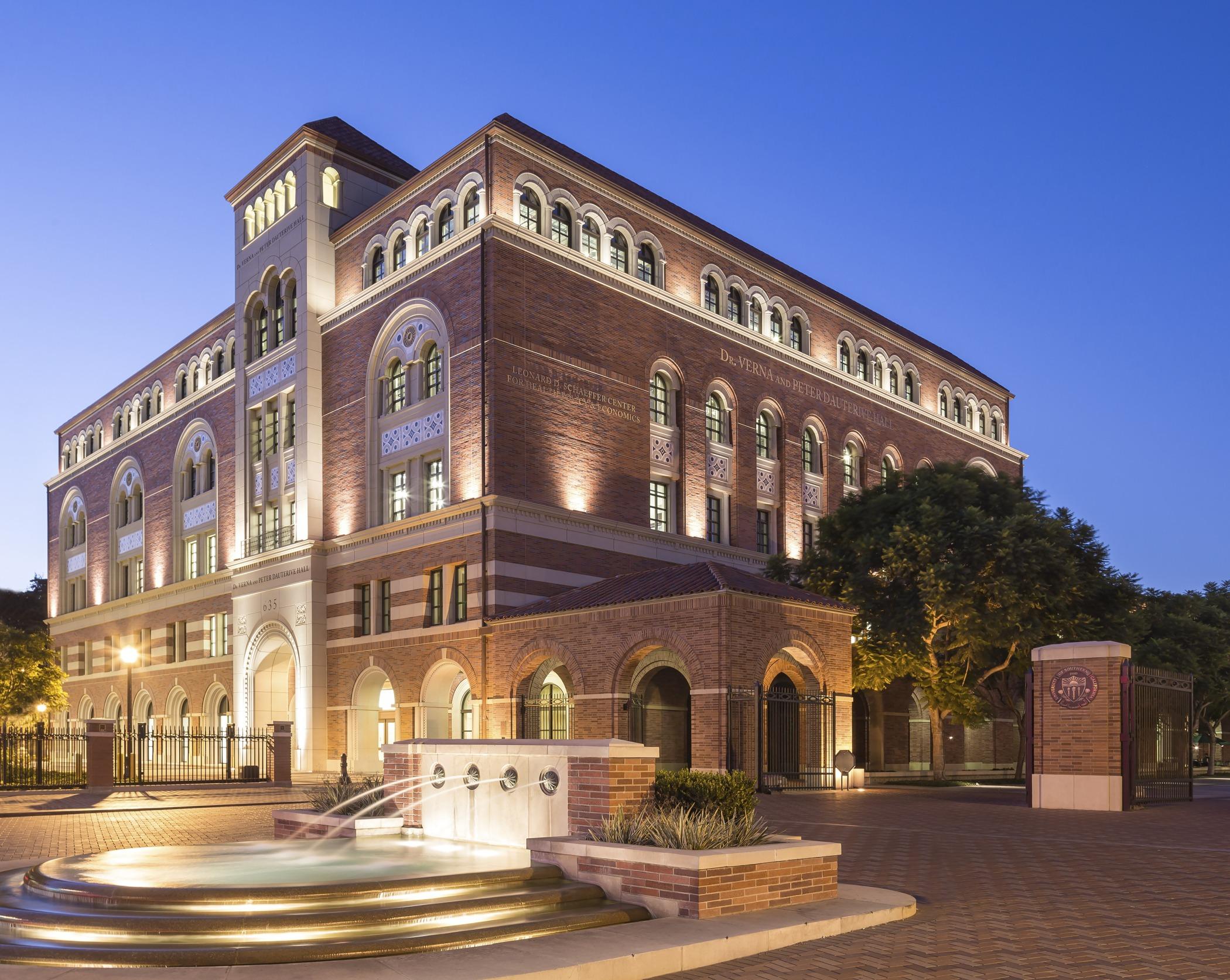 USC Dauterive Hall