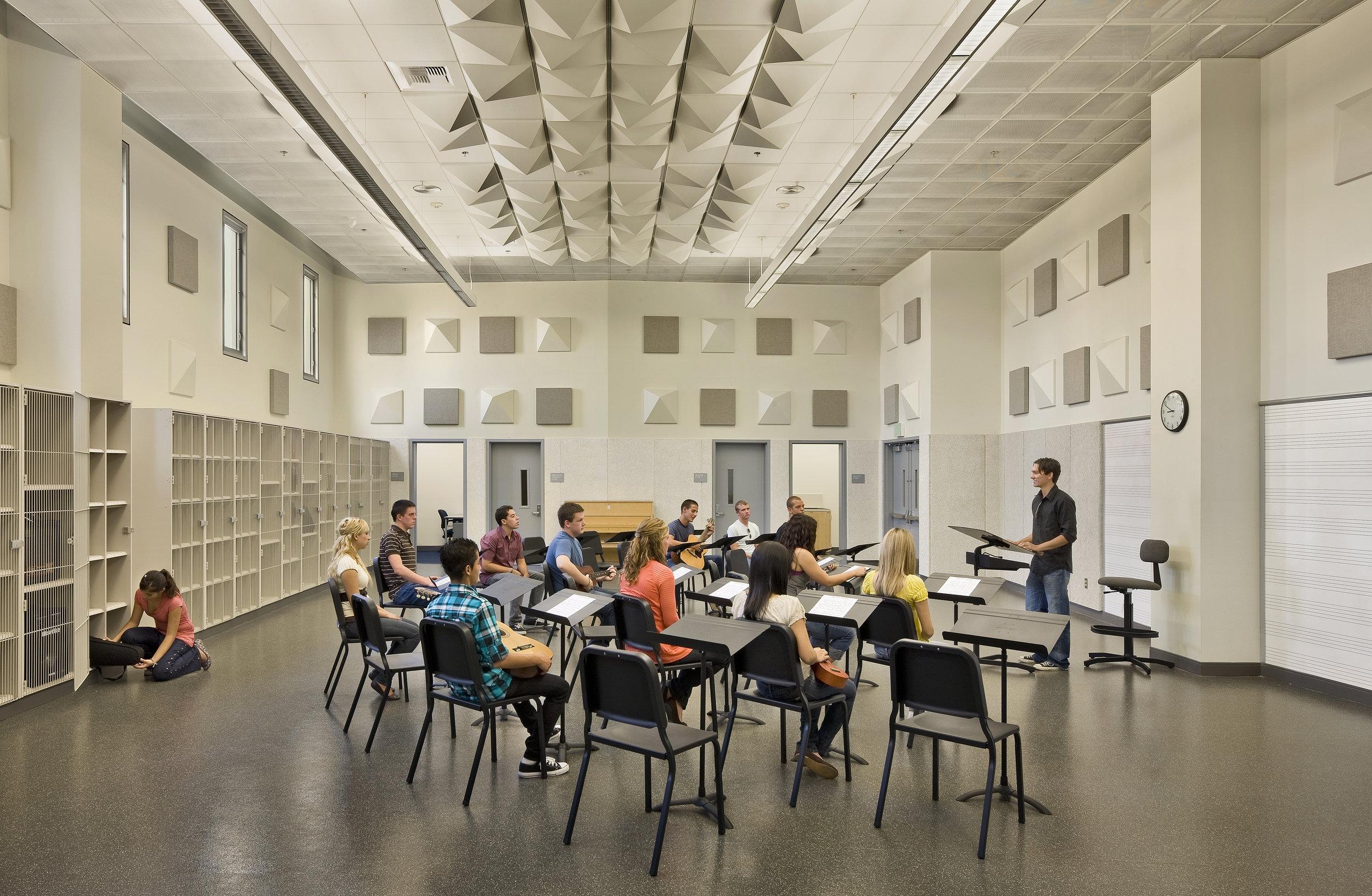 LAUSD Ramon C. Cortines School of Visual and Performing Arts