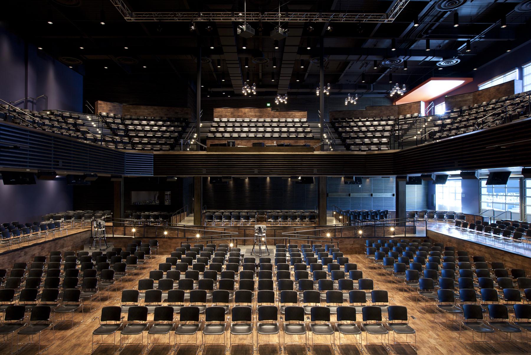 The Crossing Auditorium