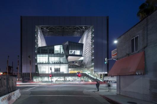 Emerson College Los Angeles Center