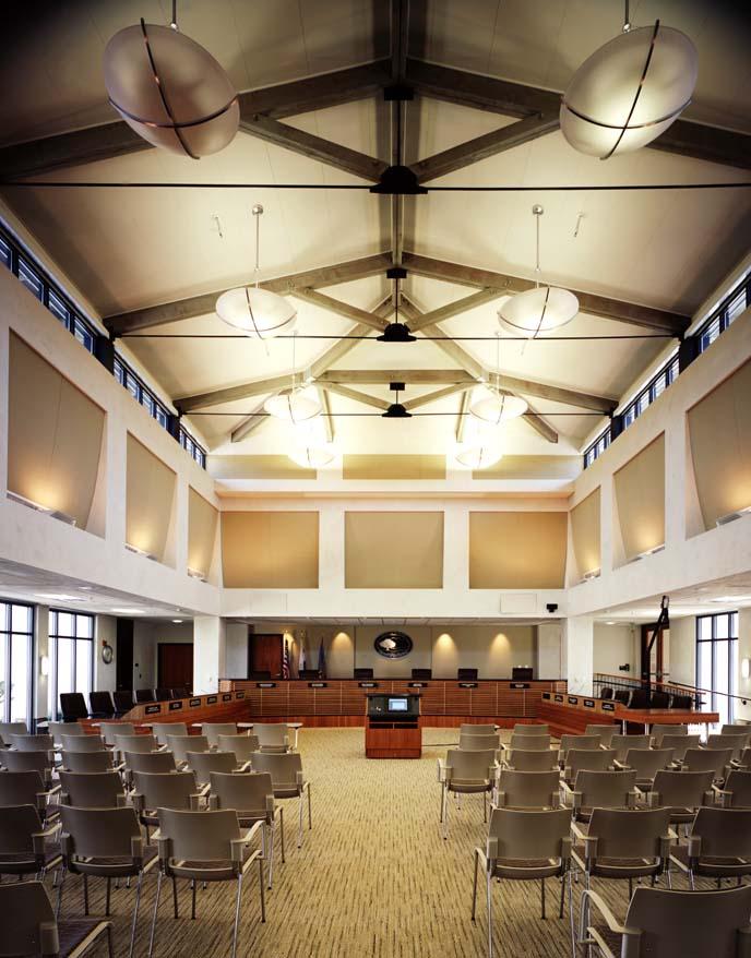 Poway Council Chambers