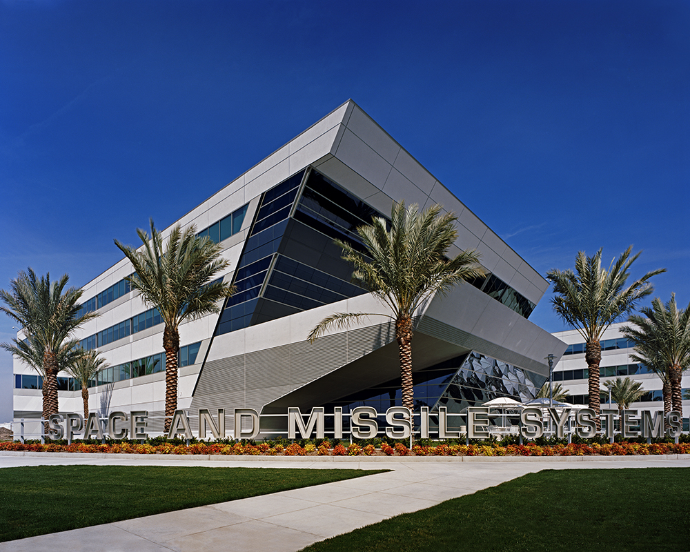 Los Angeles Air Force Base Space and Missile Systems Center (SAMS)