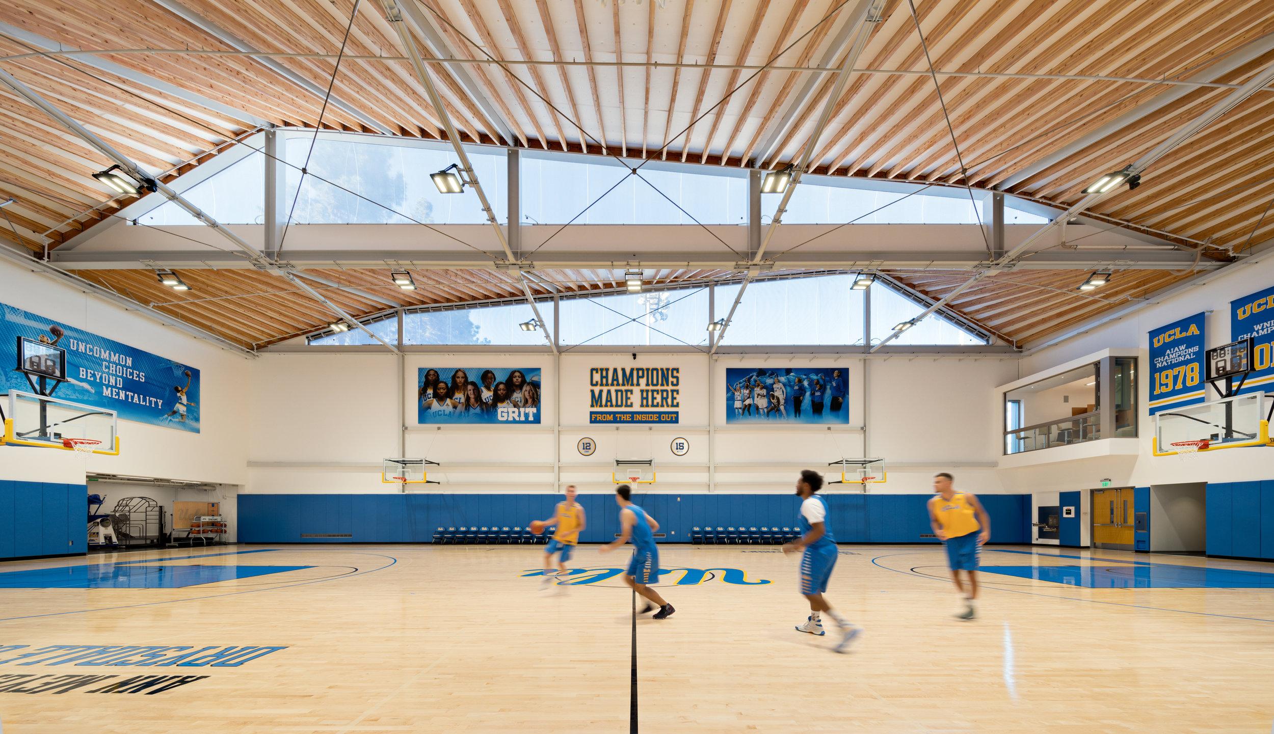 UCLA Basketball Practice Facility