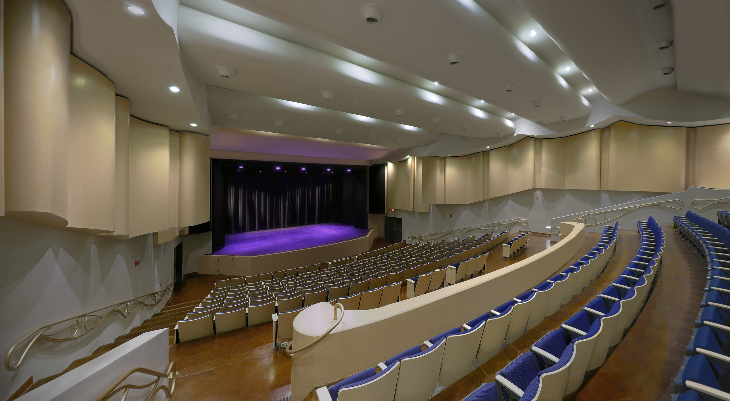 San Manuel Performing Arts Center, Aquinas High School, San Bernardino